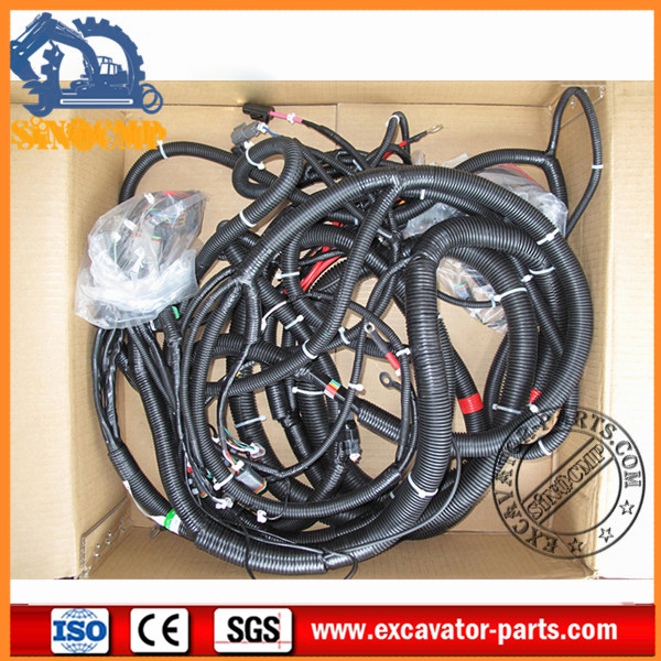 20y 06 31612 external outer wiring harness fit komatsu. Black Bedroom Furniture Sets. Home Design Ideas