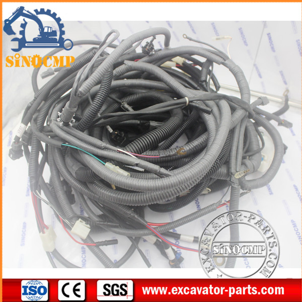 0001835 Complete Wiring Harness Fit Hitachi Ex200