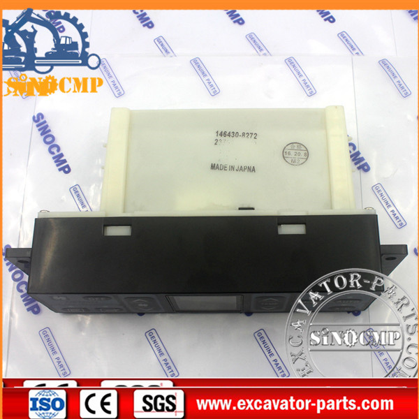 237040 0090 air conditioner controller for hitachi zx130 1. Black Bedroom Furniture Sets. Home Design Ideas