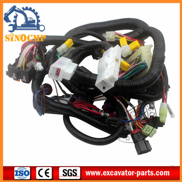 0003303 Hitachi Inner Wire Harness Ex400