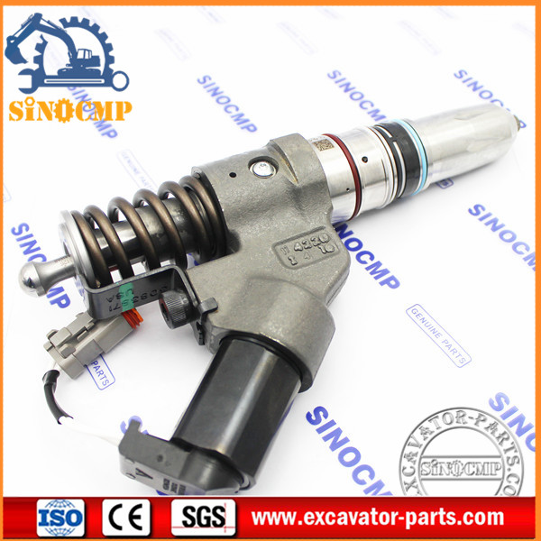 Chinese Cummins Injectors: 4903472 Cummins Injector For R455LC-7 R505LC-7