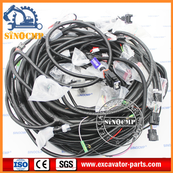 0003779 Outer Wiring Harness Fit Hitachi Ex200