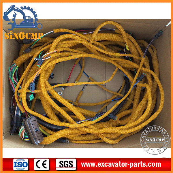 186 4605 caterpillar excavator e320c external wire harness. Black Bedroom Furniture Sets. Home Design Ideas