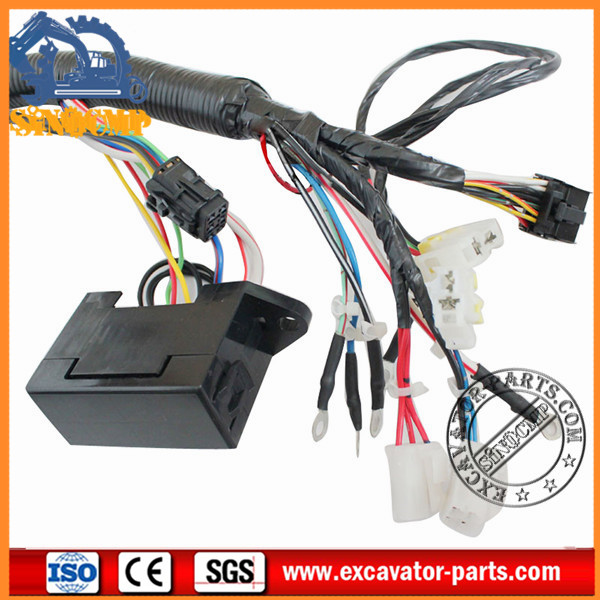 201 06 73135 cable wiring harness fit komatsu pc60 7 sinocmp. Black Bedroom Furniture Sets. Home Design Ideas