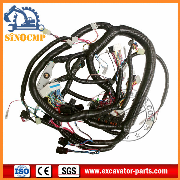 0001065 Cabin Wiring Harness For Hitachi Ex220